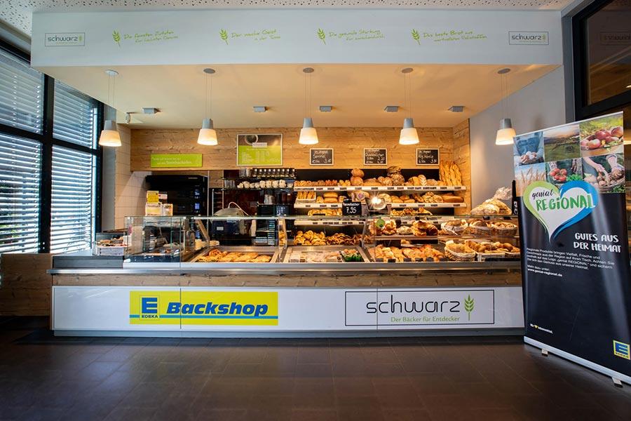 EDEKA Backshop und Bäckerei
