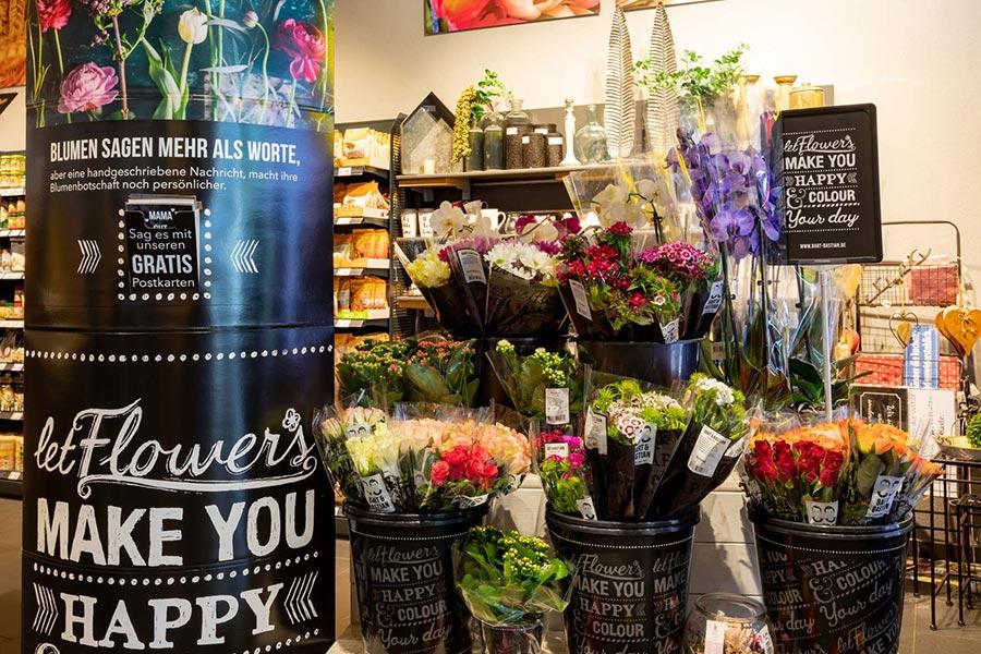Floristik: Blumen kaufen in Unterthingau